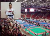 Danila Martinović osvojila srebro na Svetskom prvenstvu u karateu