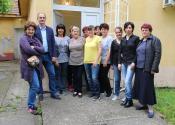 ''Pomoć u kući'' starim i iznemoglim licima na teritoriji opštine Žitište