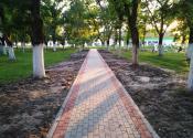 Park u Srpskom Itebeju dobio novi izgled