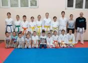 Mladi karatisti nove sportske nade opštine Žitište
