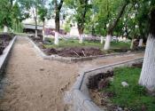 Srpski Itebej - U toku radovi na obnovi parka