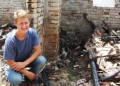 Pomozimo porodici Kadar: Siromašnoj familiji do temelja izgorela kuća!