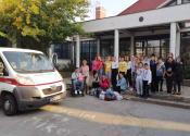 Humanitarna akcija ''Čep za nas'' u Žitištu