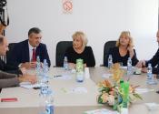 Ministarka Slavica Đukić Dejanović posetila opštinu Žitište (FOTO)
