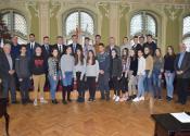 Četiri učenice iz opštine Žitište dobitnice Svetosavske stipendije
