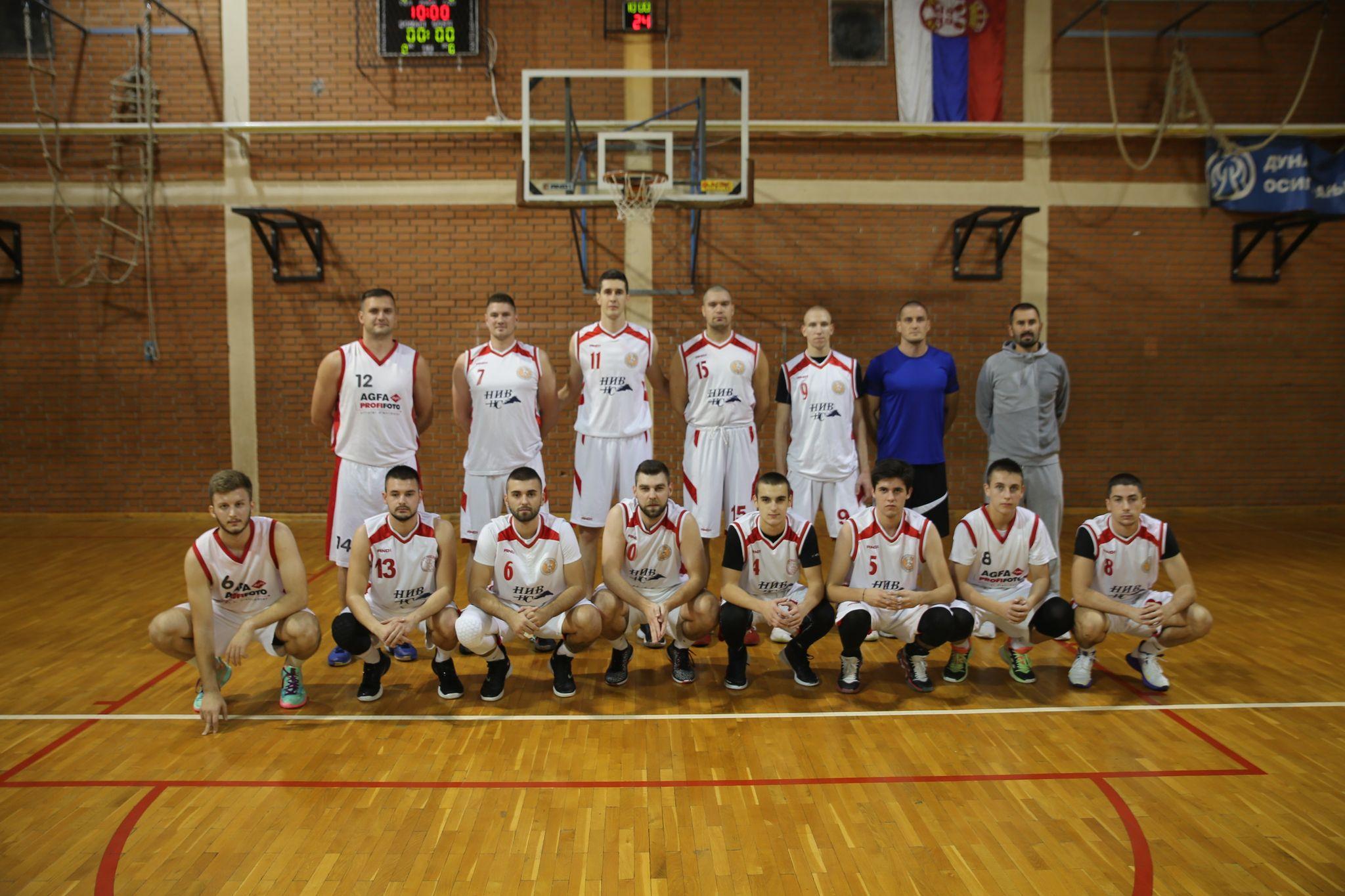 Košarkaši Svetog Đorđa kreću u pohod na Prvu srpsku ligu