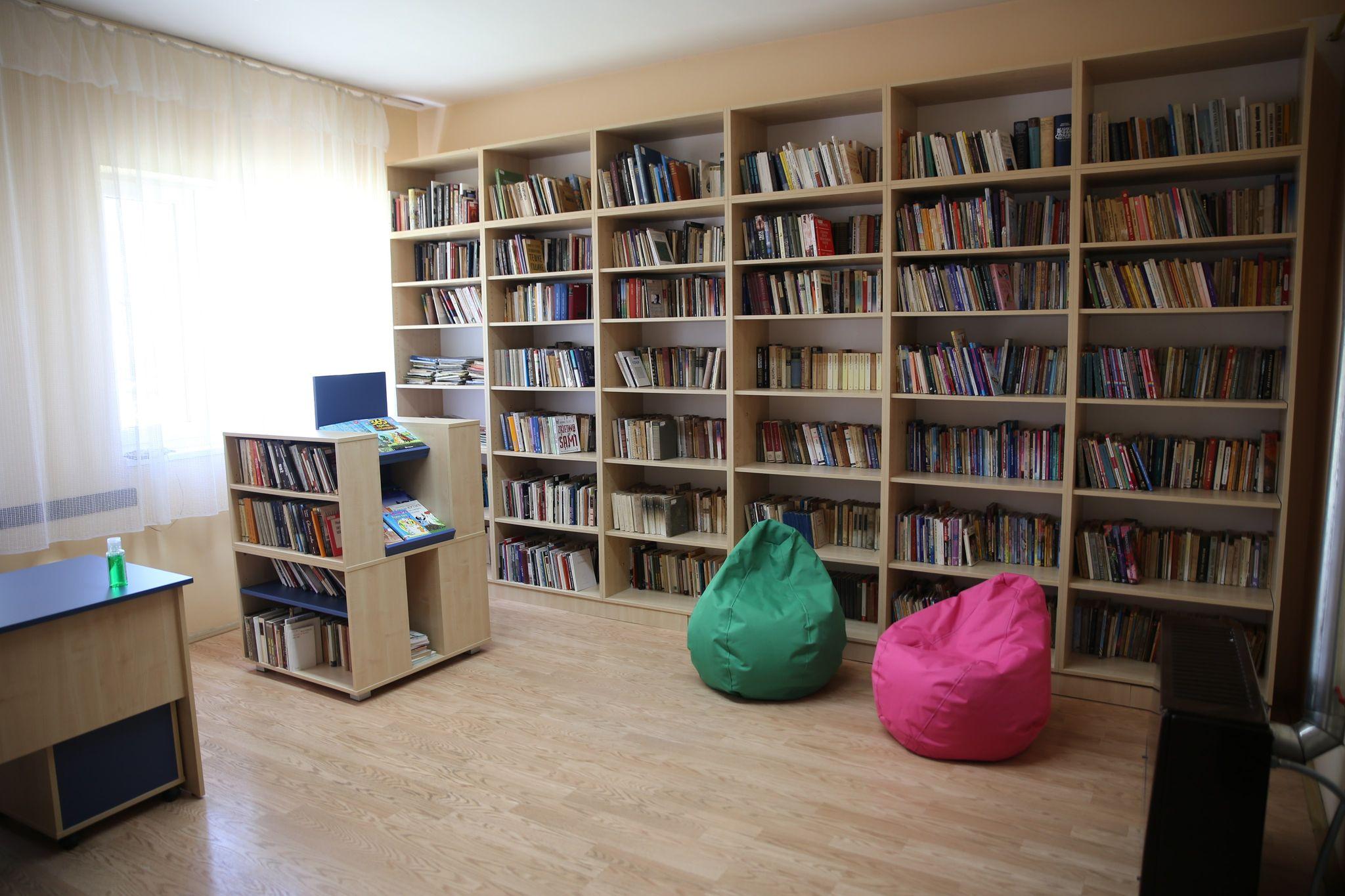 Biblioteka u Ravnom Topolovcu u novom prostoru (FOTO)