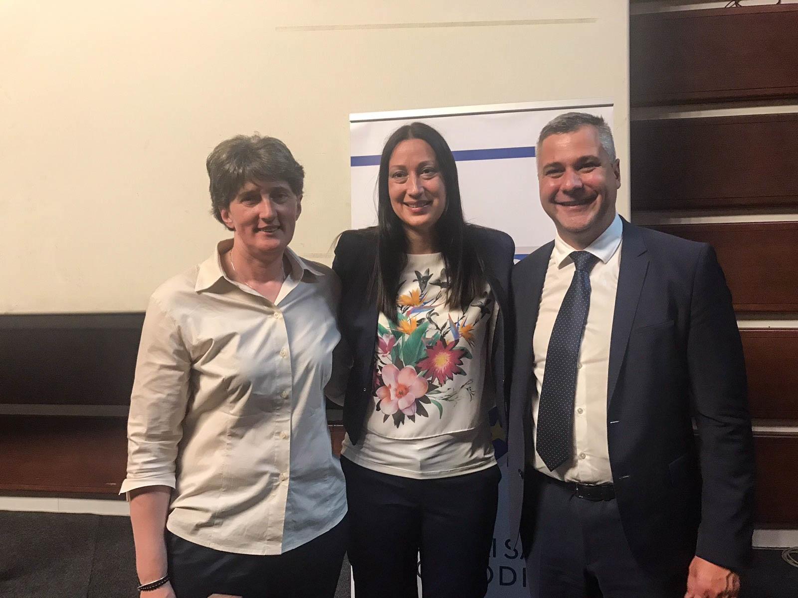 Smiljka Jakšić izabrana za potpredsednicu Sportskog saveza Vojvodine